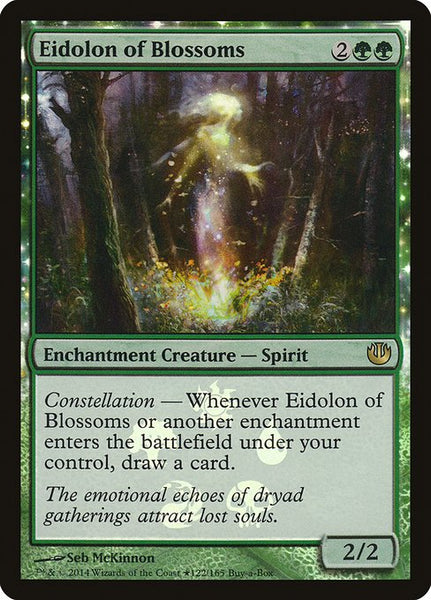 Eidolon of Blossoms [PJOU][Foil]