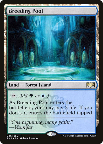 Breeding Pool [RNA][Foil]