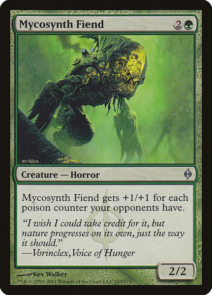 Mycosynth Fiend [NPH]