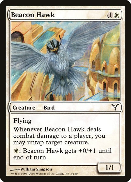 Beacon Hawk [DIS][Foil]