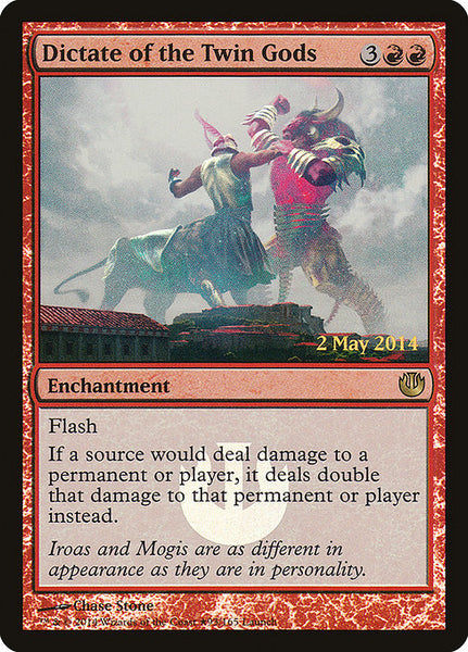 Dictate of the Twin Gods [PJOU][Foil]