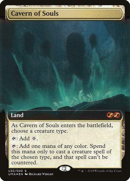 Cavern of Souls [PUMA][Foil][Extended Art]