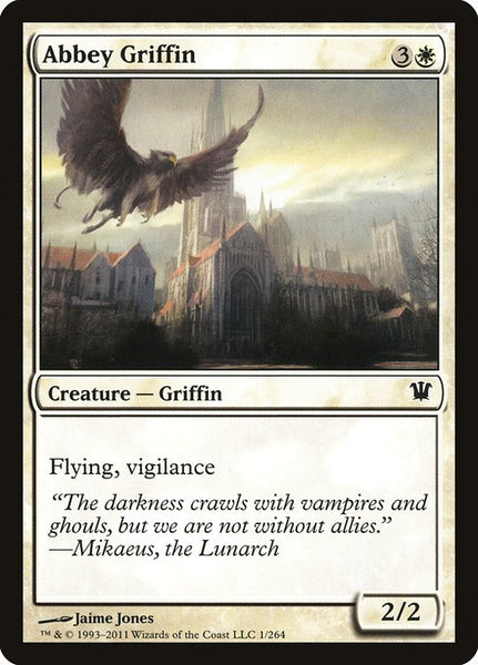 Abbey Griffin [ISD][Foil]