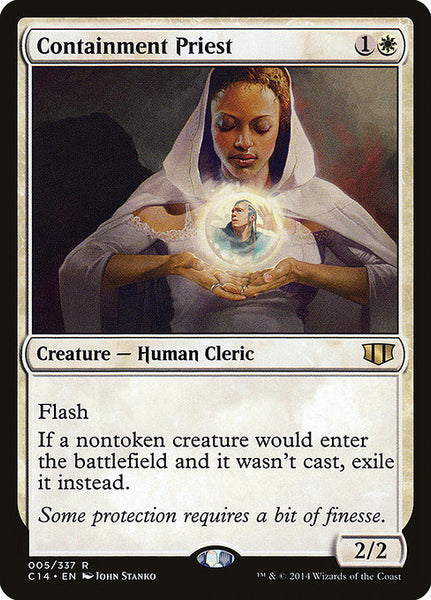 Containment Priest [C14]