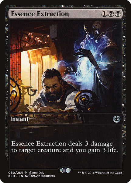 Essence Extraction [PKLD]