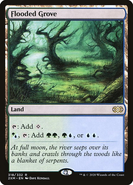 Flooded Grove [2XM][Foil]