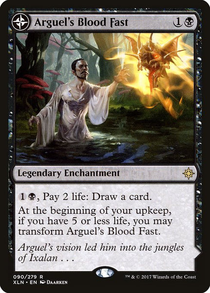 Arguel's Blood Fast // Temple of Aclazotz [XLN]