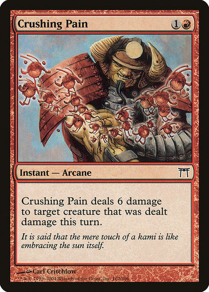 Crushing Pain [CHK]