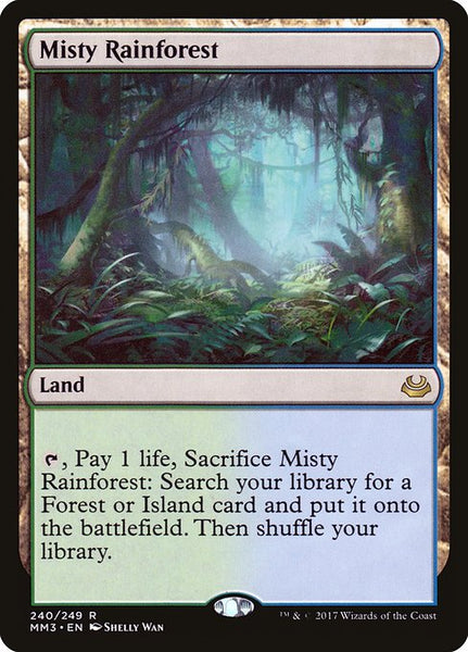 Misty Rainforest [MM3]