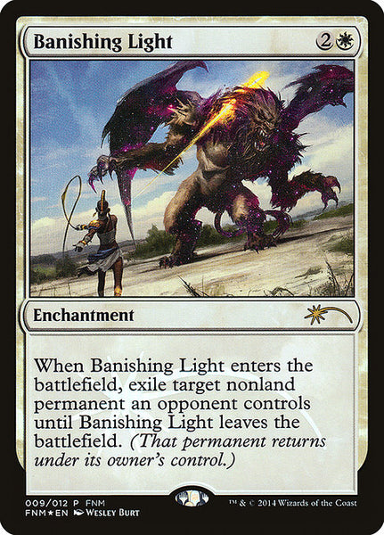 Banishing Light [F14][Foil]