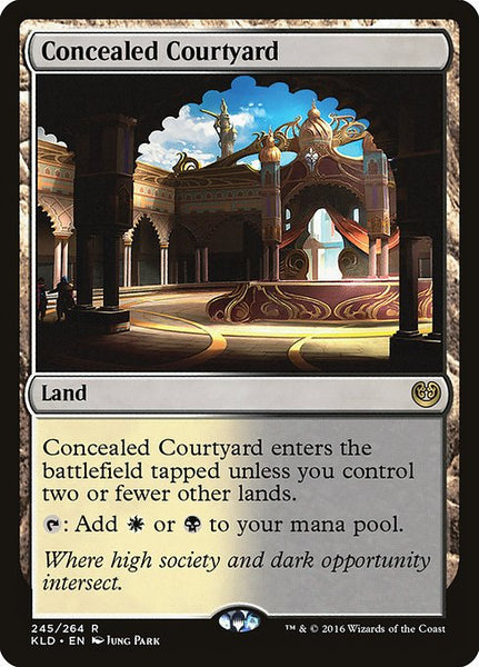Concealed Courtyard [KLD]