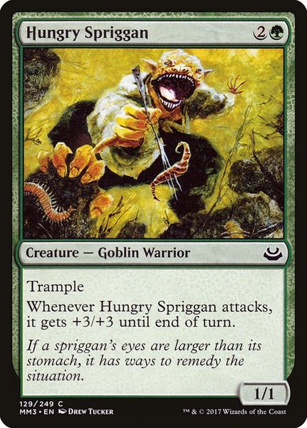 Hungry Spriggan [MM3]