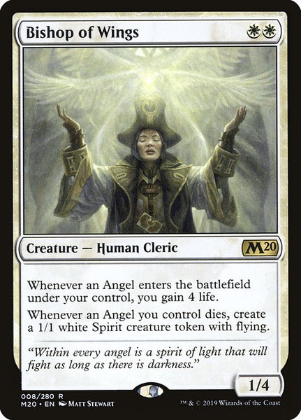 Bishop of Wings [M20]