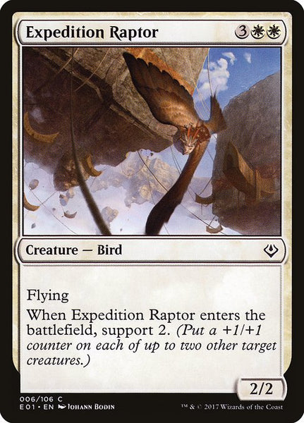 Expedition Raptor [E01]