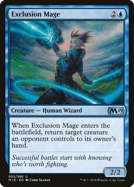 Exclusion Mage [M19]