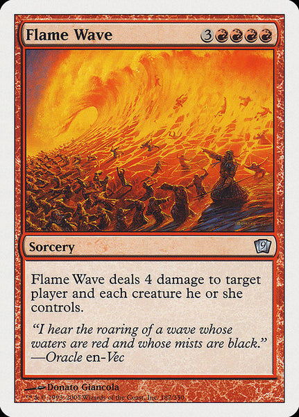 Flame Wave [9ED]