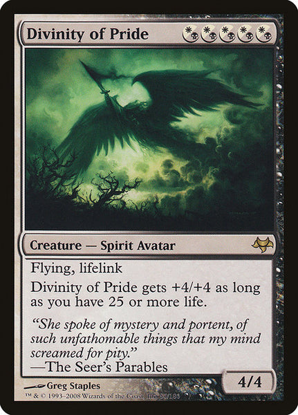 Divinity of Pride [EVE][Foil]