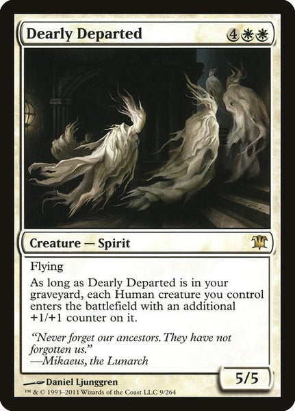 Dearly Departed [ISD]