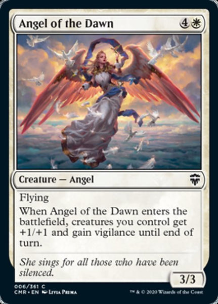 Angel of the Dawn [CMR]