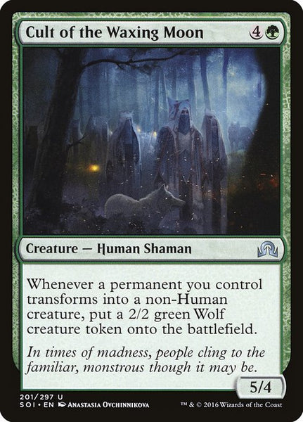 Cult of the Waxing Moon [SOI][Foil]