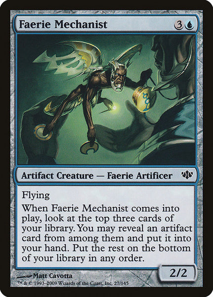 Faerie Mechanist [CON]