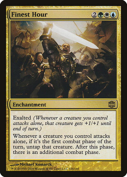 Finest Hour [ARB][Foil]