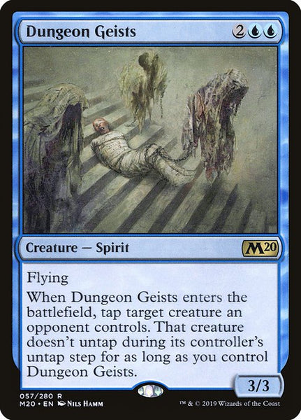 Dungeon Geists [M20]