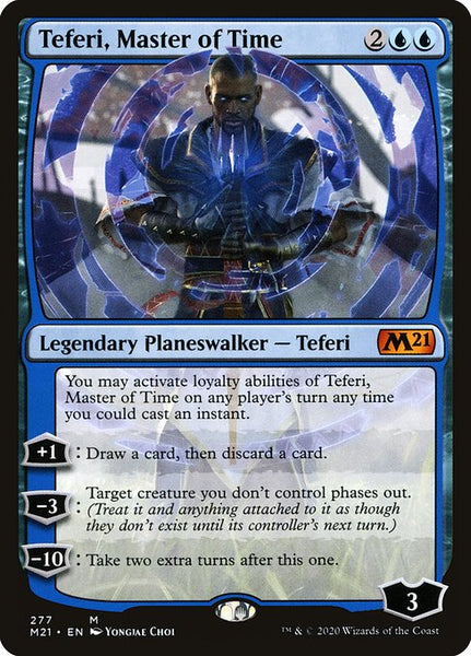 Teferi, Master of Time [M21][277]