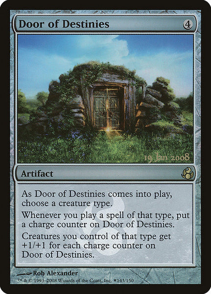 Door of Destinies [PMOR][Foil]