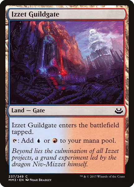 Izzet Guildgate [MM3][237]
