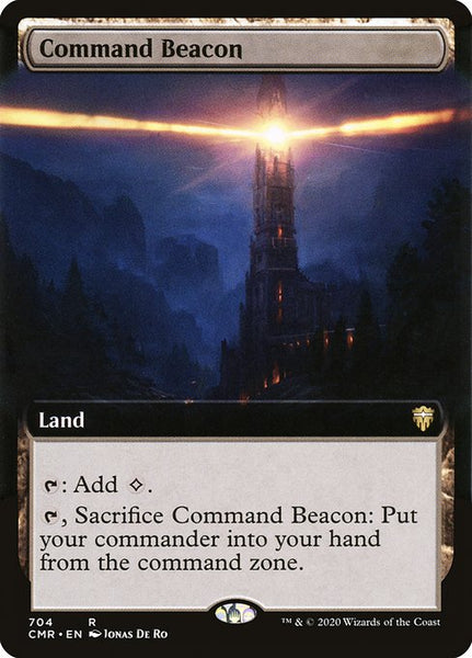 Command Beacon [CMR][Extended Art]