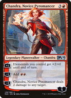 Chandra, Novice Pyromancer [M20][Foil]