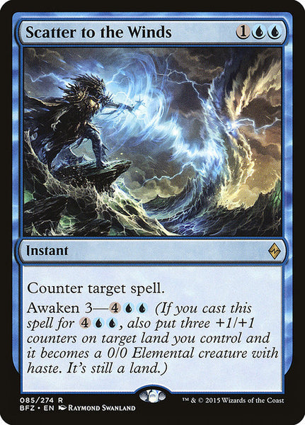 Scatter to the Winds [BFZ]