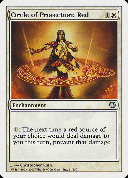 Circle of Protection: Red [9ED]