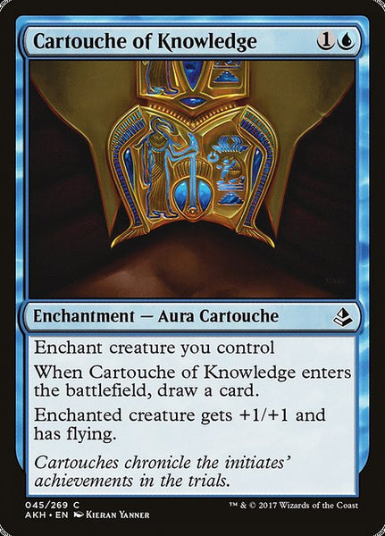 Cartouche of Knowledge [AKH][Foil]
