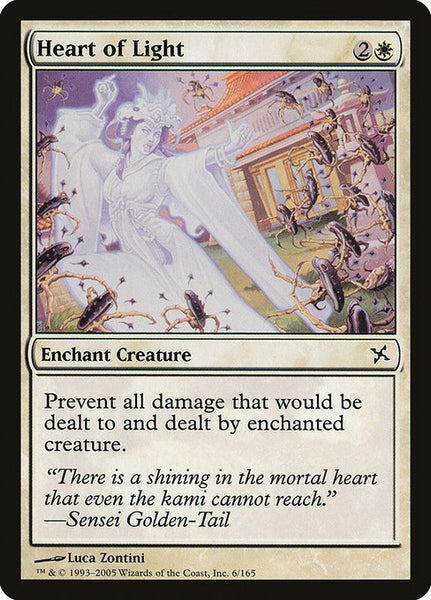 Heart of Light [BOK][Foil]