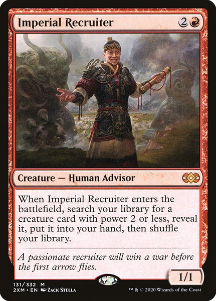 Imperial Recruiter [2XM][Foil]