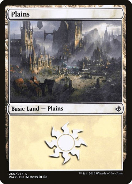 Plains [WAR][250][Foil]