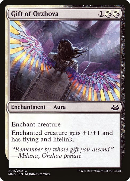 Gift of Orzhova [MM3]