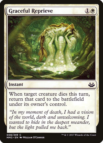 Graceful Reprieve [MM3]