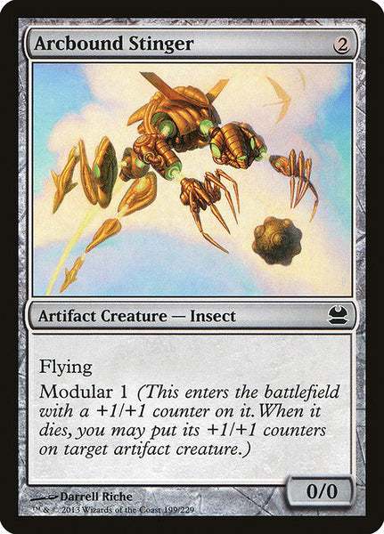 Arcbound Stinger [MMA][Foil]