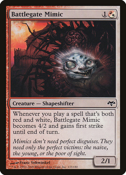 Battlegate Mimic [EVE][Foil]