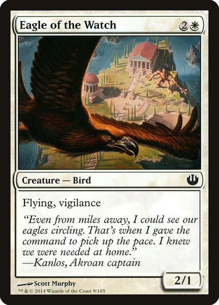 Eagle of the Watch [JOU][Foil]