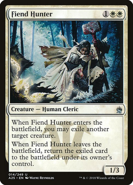 Fiend Hunter [A25]