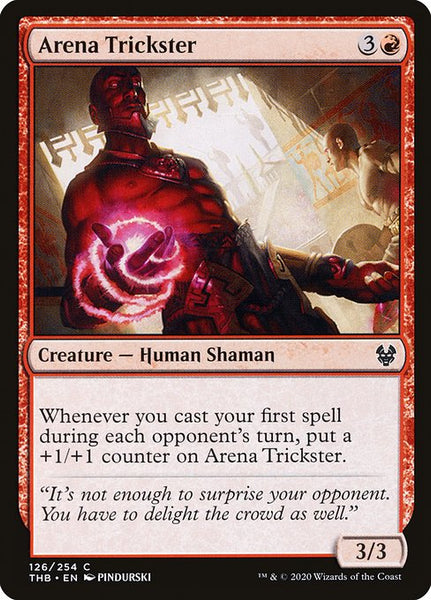Arena Trickster [THB][Foil]