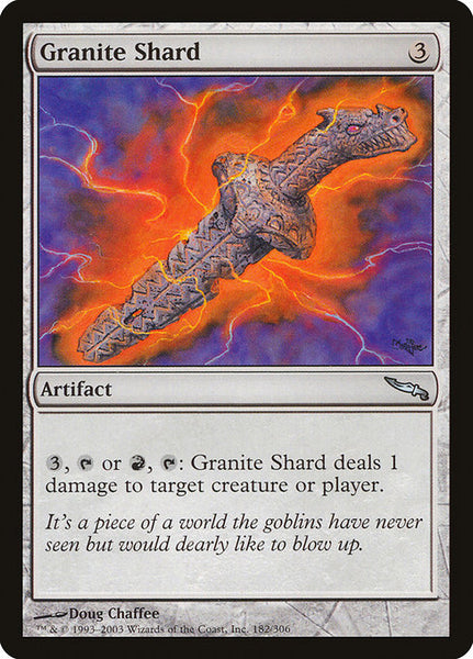 Granite Shard [MRD]