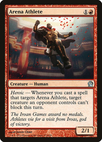 Arena Athlete [THS][Foil]