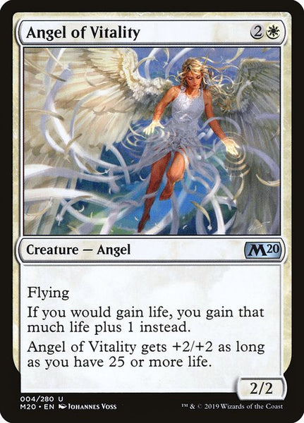 Angel of Vitality [M20]