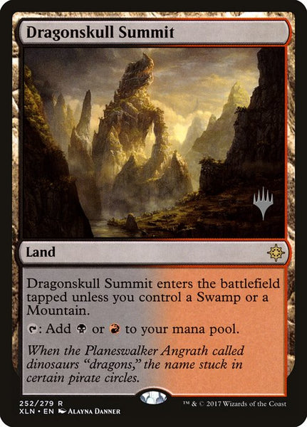 Dragonskull Summit [PXLN][Foil]