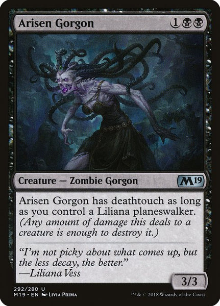 Arisen Gorgon [M19]